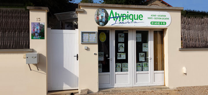 immobilier lardy - atypique immobilier